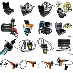 Caméras endoscopes industrielles