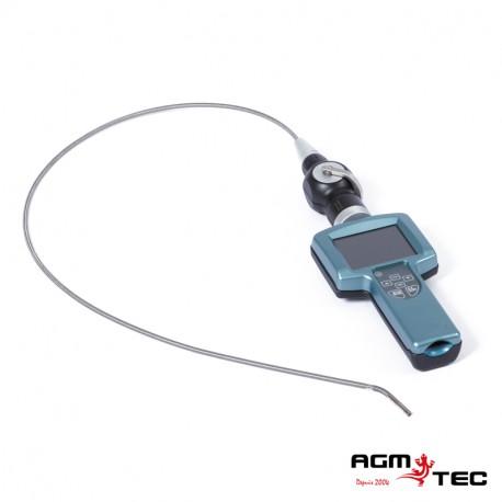Qu'est ce qu'une caméra endoscopique et quel est son fonctionnement
