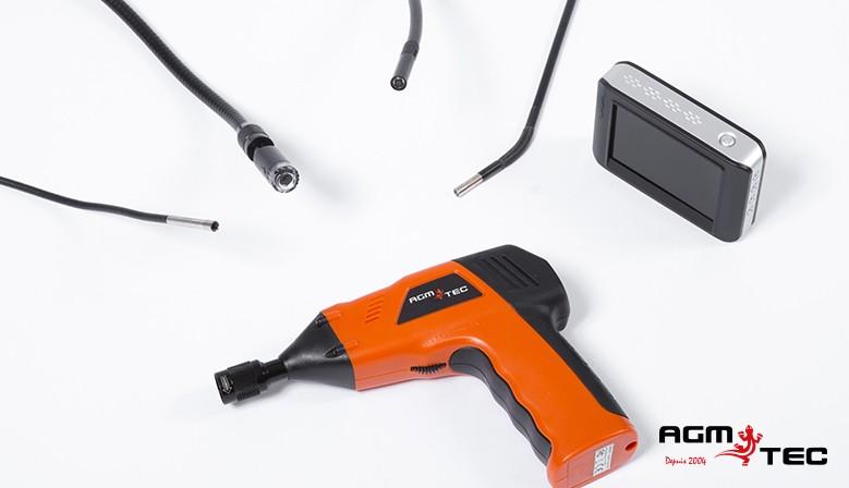 Caméra endoscopique industrielle