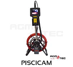 Caméra d'inspection de canalisation de piscine Piscicam