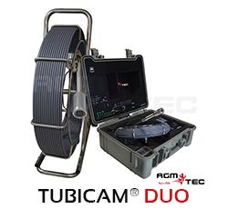 Caméra d'inspection de canalisation Tubicam Duo