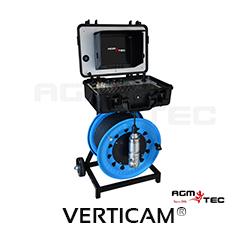 Caméra inspection verticale